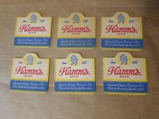 Hamm's Beer Vintage Two Side Coasters A Beer is a Beer Free Shipping