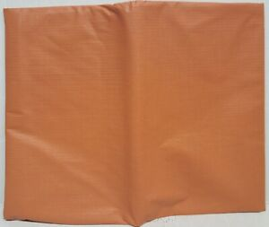 "Peva Vinyl Flannel Back Tablecloth 52"" x 70"" Oblong, HALLOWEEN, ORANGE COLOR,BH"
