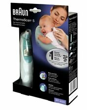 Braun Digital Ear Baby Thermometers