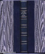Poésies de Alfred de Musset ill. courtois Piazza 1928