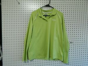 Womens adidas Climacool Green Bay Packers long sleeve shirt  - XL