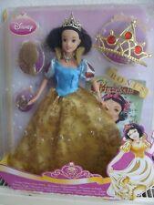Disney Princess Goldglanz Schneewittchen mit Zubehör-rarität