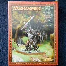 2004 Chaos be'lakor the Dark Master Daemon Prince Citadelle belakor Démon Diable GW