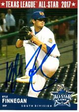 Kyle Finnegan 2017 Midland RockHounds Texas League All Star Game Signed Card