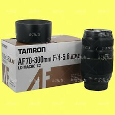 Tamron AF 70-300mm F/4-5.6 Di LD Macro 1:2 Lens with Motor A17NII A17N-II