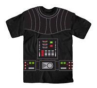 Star Wars I Am Darth Vader Costume Black Men's T-Shirt New
