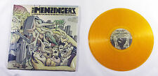 The Menzingers A Lesson In The Abuse Orange Vinyl LP Joyce Manor Title Fight