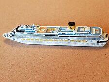 MODEL Scherbak Costa Pacifica cruise ship (wooden)