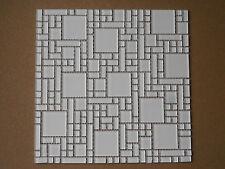 Crystal glass mosaic tiles - Kitchen splash/Bathroom feature walls - Super white