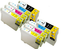 8 XL Size Fits For Epson T1301 T1302 T1303 T1304 Ink cartridges Inkcolour Brand