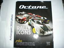 Octane Magazine Issue 57 March 2008 Rally Icons - Lambo countache buyers guide