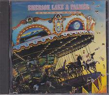 EMERSON LAKE & PALMER - black moon CD