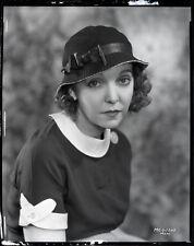 Zazu Pitts Original 1930's 8x10 studio negative great portrait