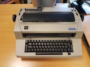 IBM 196C Kugelkopfschreibmaschine (Elektrisch) mit Zubehör
