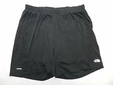 MENS black compression & loose SHORTS in 1 = THE NORTH FACE = size LARGE = de41