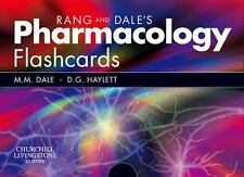 Rang and Dale's Pharmacology Flash Cards by Dennis G. Haylett and Maureen M....