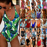 Women's One Piece Bandage Push up Monokini Bikini Swimwear Swimsuit Bathing Suit