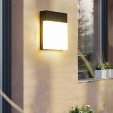 Outdoor Waterproof Led Wall Lamp Walkway Front Door Garden Porch Light Fixture