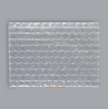 "100 Clear Plastic Packing Pouches Bubble Envelopes Bags 3.5"" x 7.5""_90 x 190mm"
