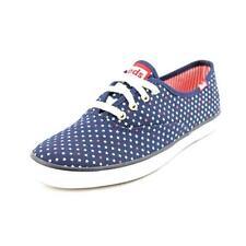 Zapatos planos de mujer azules, talla 38