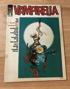 1969 Warren Magazine Vampirella #3/Nice Low Distribution Issue Comic/Free Ship!