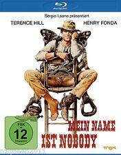 Mein Name ist Nobody [Blu-ray] Terence Hill, Henry Fonda * NEU & OVP *