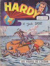 C1  C1 HARDY # 27 Artima 1957 Mellies JACK SPORT Dansler