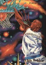 Chris Webber #5 - Fleers Pro Visions 1994/95 NBA Basketball Card