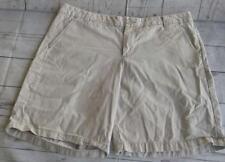 GAP Goucho Dress Khaki Shorts Modern Fit