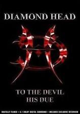 Diamond Head - To The Devil His Due DVD #33558