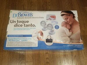 Simplisse Dr Brown's Double Electric Breast Pump (Discontinued by Manufacturer)