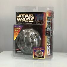 Star Wars Boba Fett Watch with Death Star Case Vintage 1997 NOS RARE