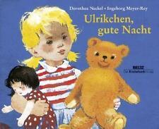 Kinderbuch Ulrikchen, gute Nacht