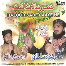 Hafiz Mohd Amir Shehzad & Zitouni HAIDER - Huzoor sadey aaye ne CD