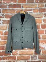 $1k+ Polo Ralph Lauren XS Shawl Mackinaw Hunting Military RRL Cruiser Jacket