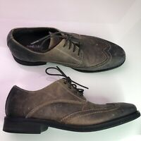 Bed Stu Men/'s Marquee Leather Wingtip Brogues Lace Up Shoes  $190 size 10.5