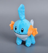 "Pokemon Center Go Plush Toy Mudkip 7"" Lovely Stuffed Animal Doll Pocket Monsters"