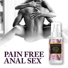 AGENT SEDUCTION ANAL RELAX LUBE – TAKE YOUR MANS BIG THICK TOOK EASY