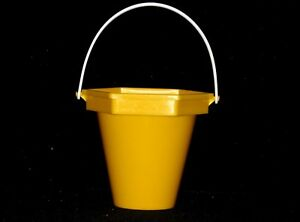 14 Small Sand Beach Buckets, 10 Options, Made in America, Lead Free Food Safe*