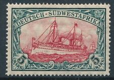 [33639] German South West Africa Good stamp Very Fine MH signed