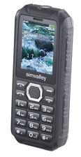 Téléphone portable Outdoor étanche SimValley XT-690 - SimValley Mobile
