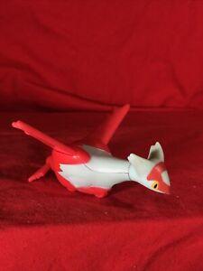 "Pokemon Rare Collection 3"" Latias Kids Action Figure Toy with wheels"