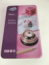 BUNCO Family Game Toys R Us Pavillion Edition 2008 Tin Box Used Sold As Is