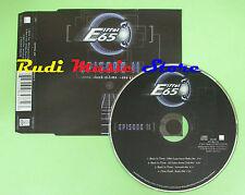 CD Singolo EIFFEL 65 Episode II Back in time One goal 2001 WEA no mc lp dvd (S5)