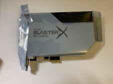 Creative Sound BlasterX AE-5 70SB174000000 PCIe   Sound Card and DAC with RGB