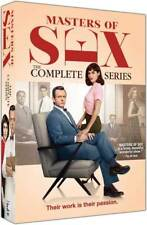 MASTERS OF SEX 1-4 2013-2016: COMPLETE Michael Sheen TV Season Series NEW DVD R1