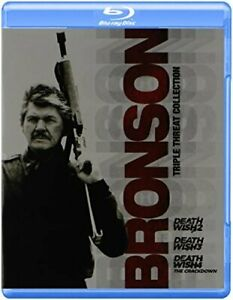 BRONSON TRIPLE THREAT COLLECTION (WS) NEW BLURAY