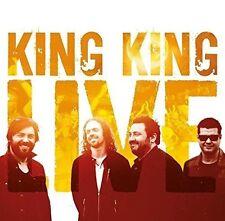KING KING Live BOX 2CD+1 DVD NEW .cp