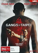 Gangs Of Taipei - Action / Violence / Drama - Ethan Juan, Mark Chao - NEW DVD