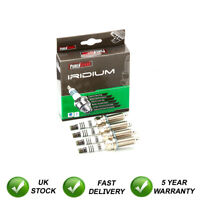 4X IRIDIUM TIP SPARK PLUGS FOR TOYOTA IQ 1.33 2013 ON